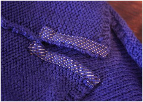 fabric-edging